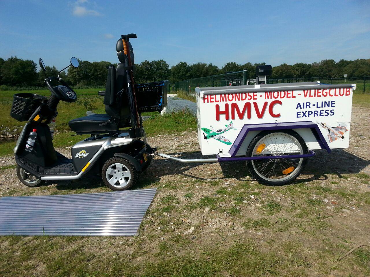 HMVC Karretje