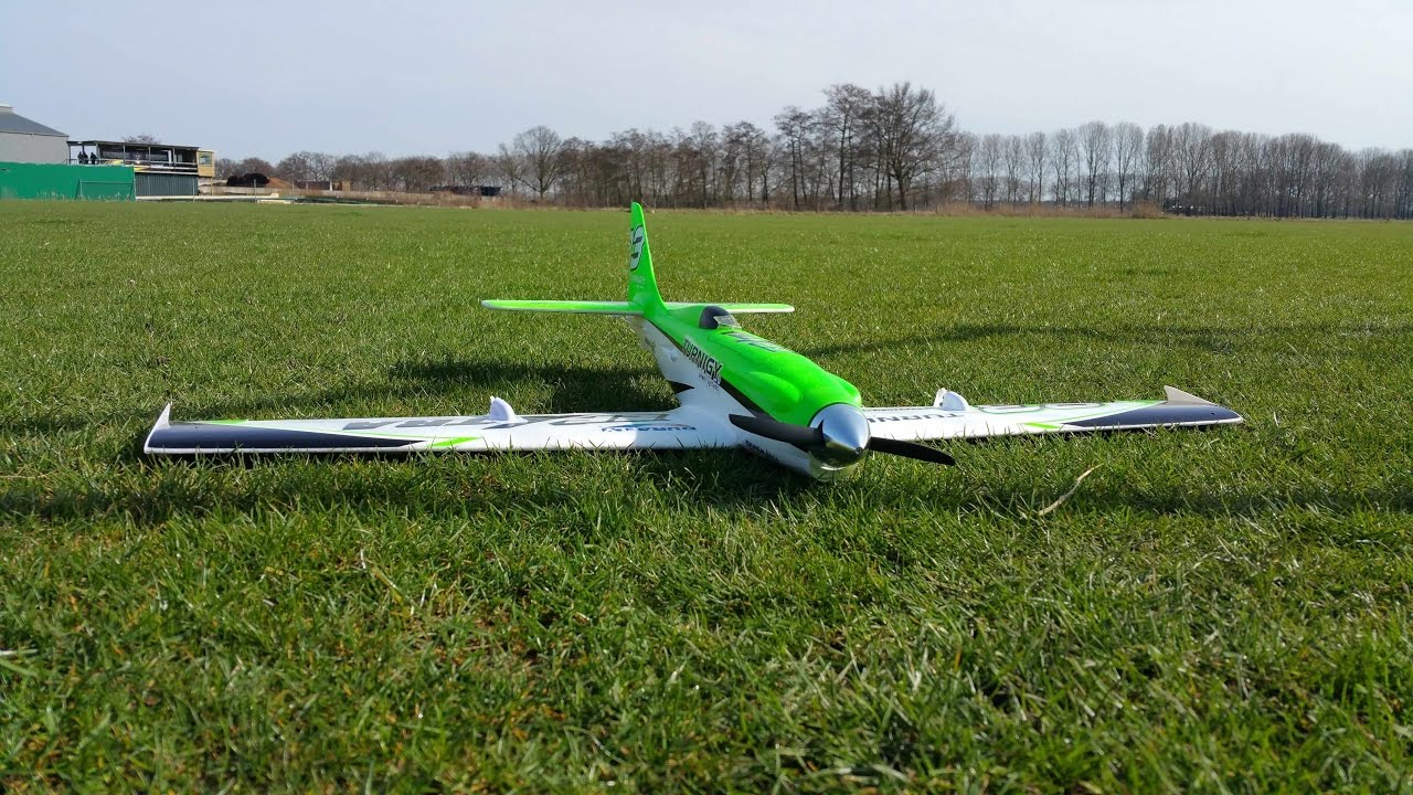 Durafly EFXtra maiden Flight